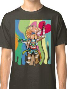 Art Chick Paint Shirt Classic T-Shirt