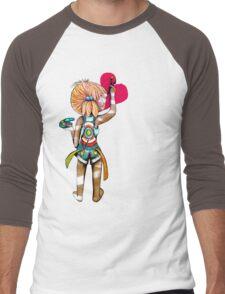Art Chick Men's Baseball ¾ T-Shirt