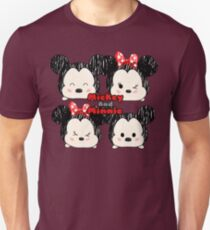 Mice Tsum Tsums   Unisex T-Shirt