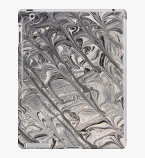 Grey Scale Sun iPad Case/Skin