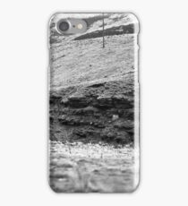 Hills on Ilford 120 film iPhone Case/Skin