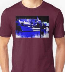 Boats on the Harbour Unisex T-Shirt