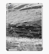 Hills on Ilford 120 film iPad Case/Skin