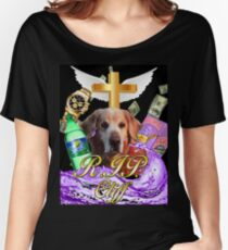 Official Clifford Memorial Graphic Women's Relaxed Fit T-Shirt