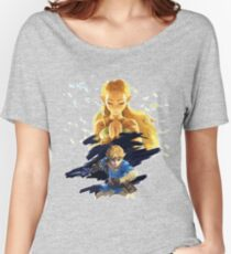 The Legend of Zelda: Breath of the Wild Women's Relaxed Fit T-Shirt