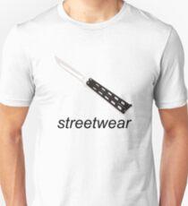 streetwear - butterfly knife Unisex T-Shirt