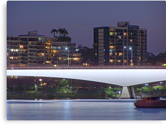 Captain Cook Bridge by aperture