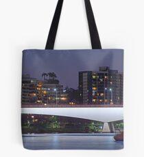 Captain Cook Bridge Tote Bag