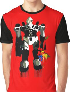 Robot Lover Graphic T-Shirt