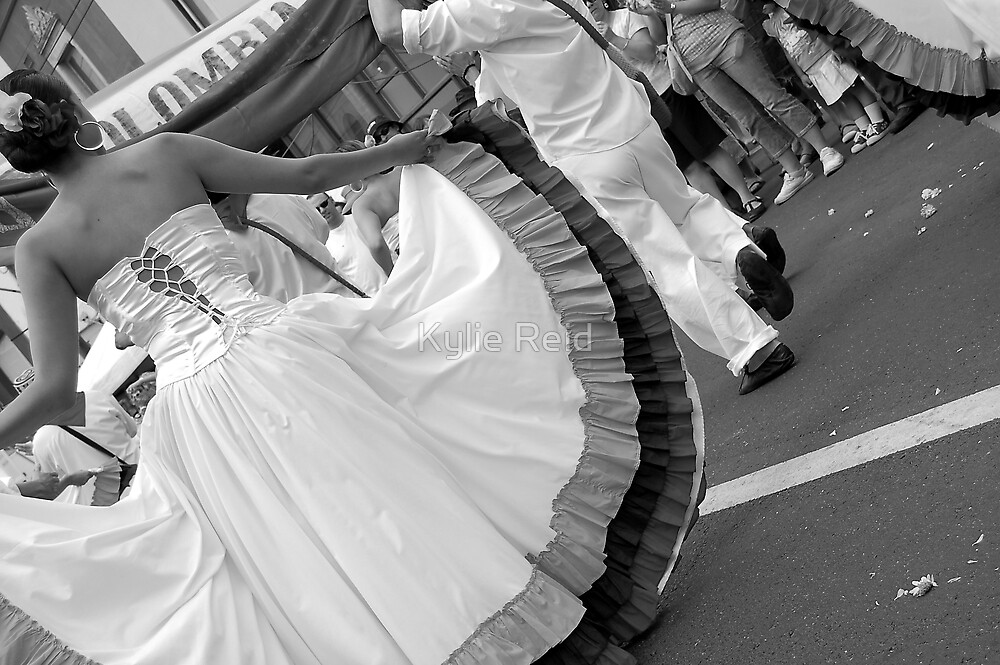 La Fiesta by Kylie Reid