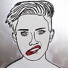 Miley Cyrus by sammyjodesigns