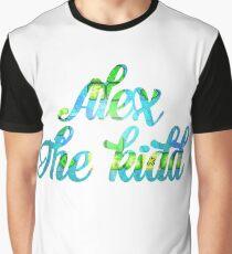Alex the Kidd tshirt Graphic T-Shirt