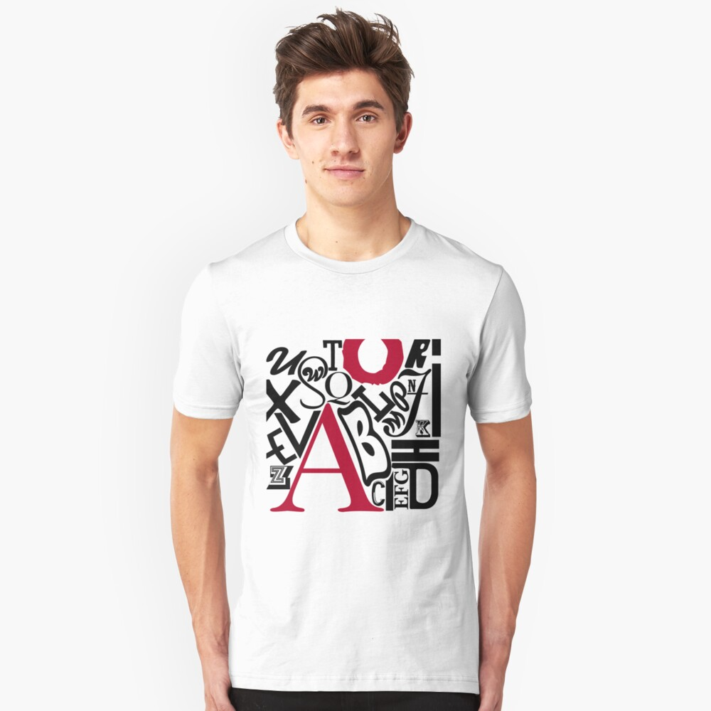 Let me spell it out for you Unisex T-Shirt Front