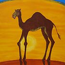 BEAUTIFUL CAMEL (OUTBACK AUSTRALIA) by RoseLangford
