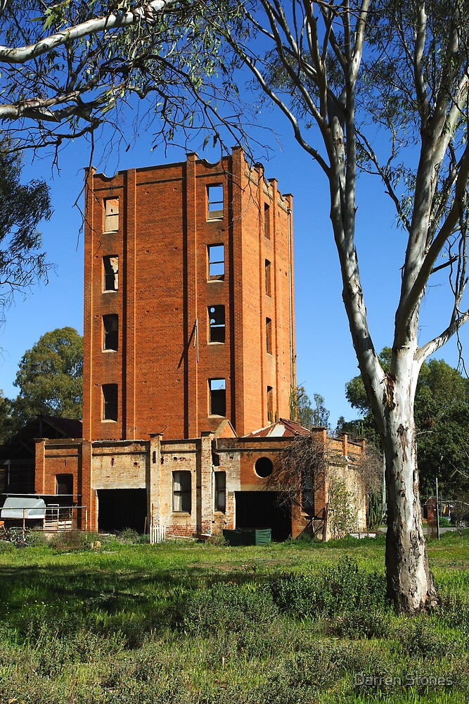 Lincolns Oakbank Brewery at Narrandera by Darren Stones