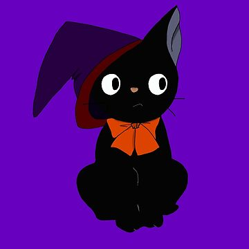 Witch Cat by MarenLex