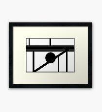 Modern Vibe 4 Framed Print