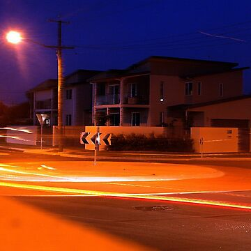 Moving Forward In A Roundabout Way by MelissaVowell