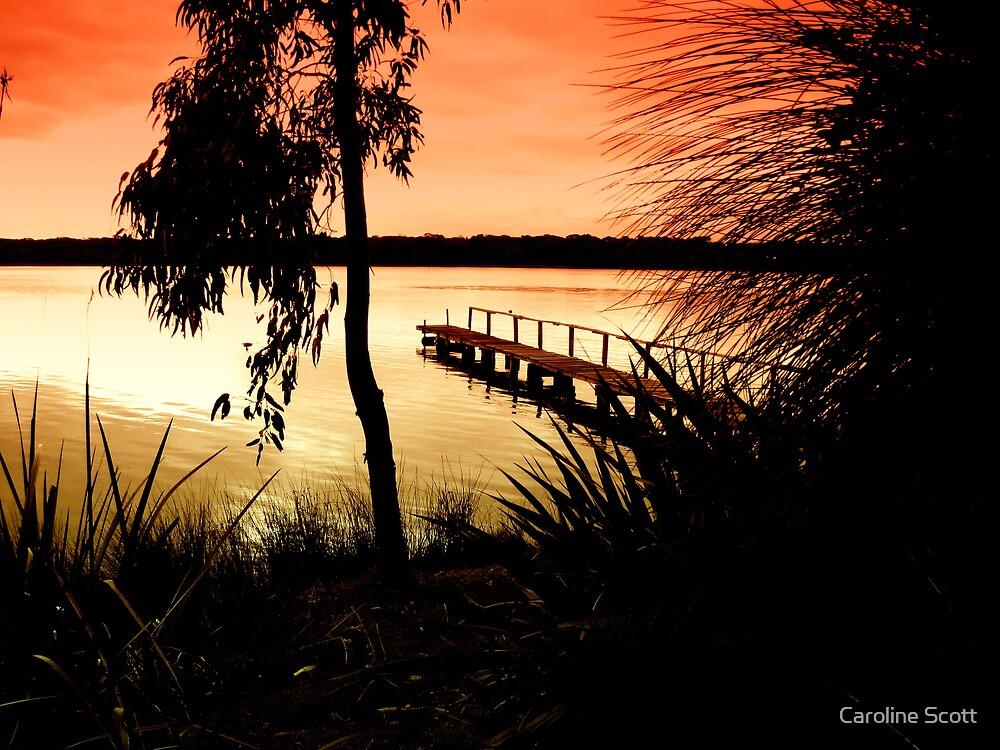 Augusta at Dawn by Caroline Scott