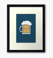 Cool Beer  Framed Print