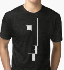 BAUHAUS AUSSTELLUNG 1923 Tri-blend T-Shirt