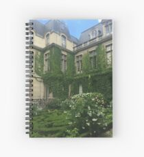Parisian Ivy Spiral Notebook