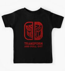 Autobots Switch Kids Tee
