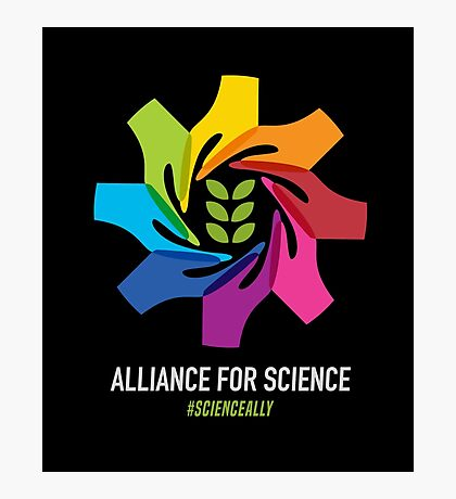 Alliance for Science Photographic Print