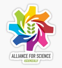 Alliance for Science Sticker