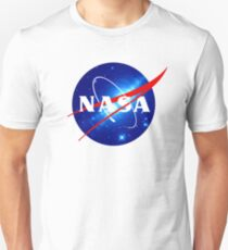 Nasa Meatball Logo - Hubble Space Edition Unisex T-Shirt
