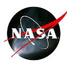 Nasa Logo Space Comet by MarcoD
