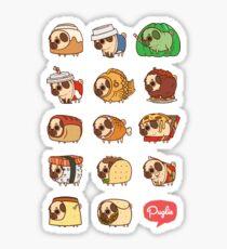 Puglie Food Sticker