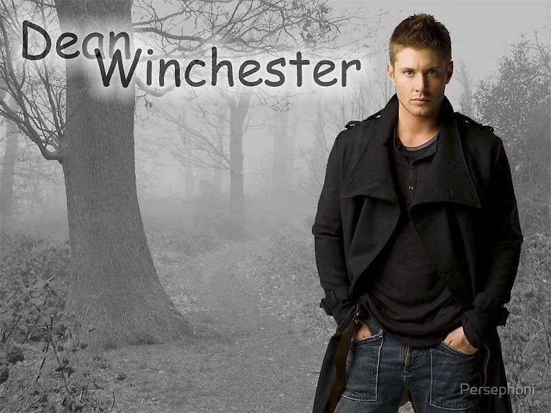 Dean Wallpaper by Persephoni