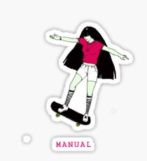 Dodle - The Manual Sticker