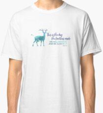 Faith Verses Classic T-Shirt