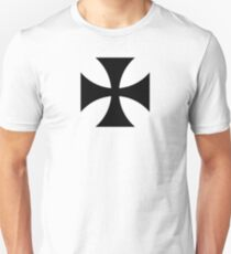 Teutonic Order, Iron Cross Unisex T-Shirt