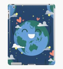 cute Earth Day iPad Case/Skin