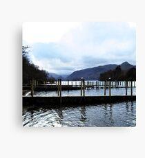 the lakes Canvas Print