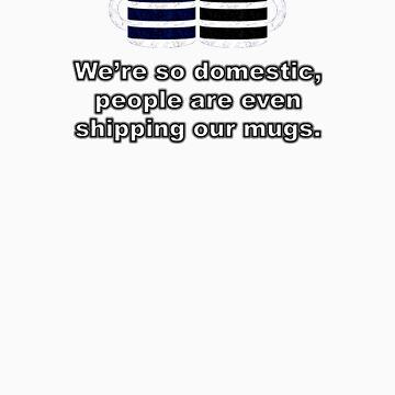 Shipping Mugs {Mugs Design} by BBCSPUL