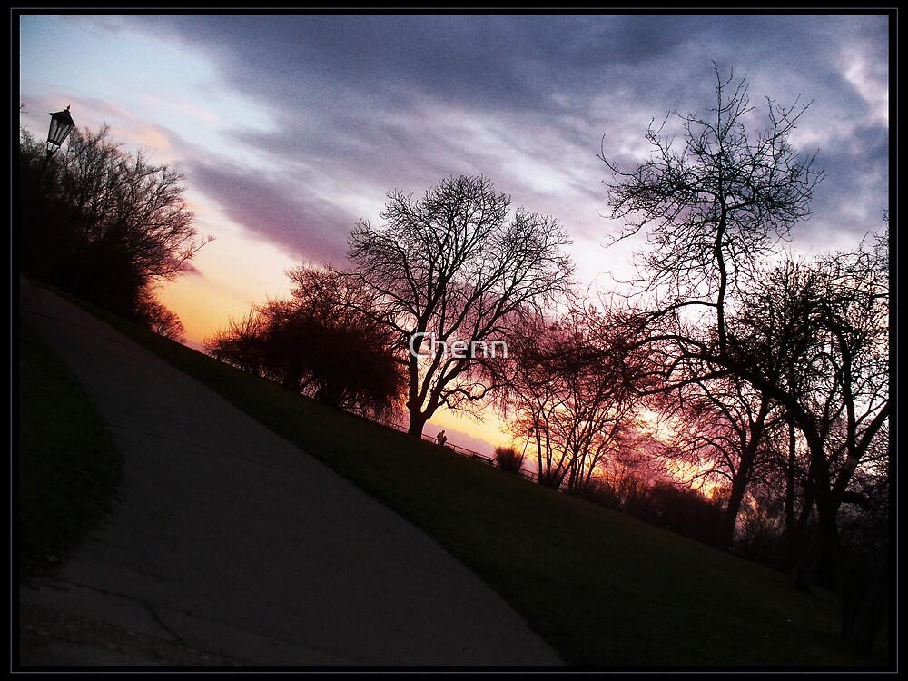 Evening by Chenn