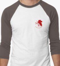 Camiseta ¾ bicolor para hombre Nerv