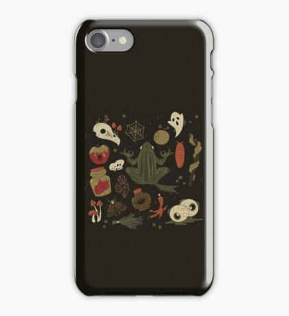 The Witch's Essentials iPhone Case/Skin