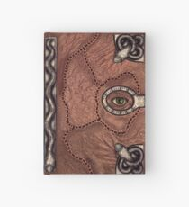 The spell book Hardcover Journal