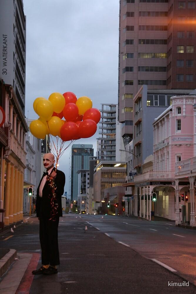 The Clown by kimwild