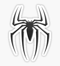 Spiderman Logo Sticker