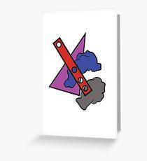Lowbrow Pop Greeting Card