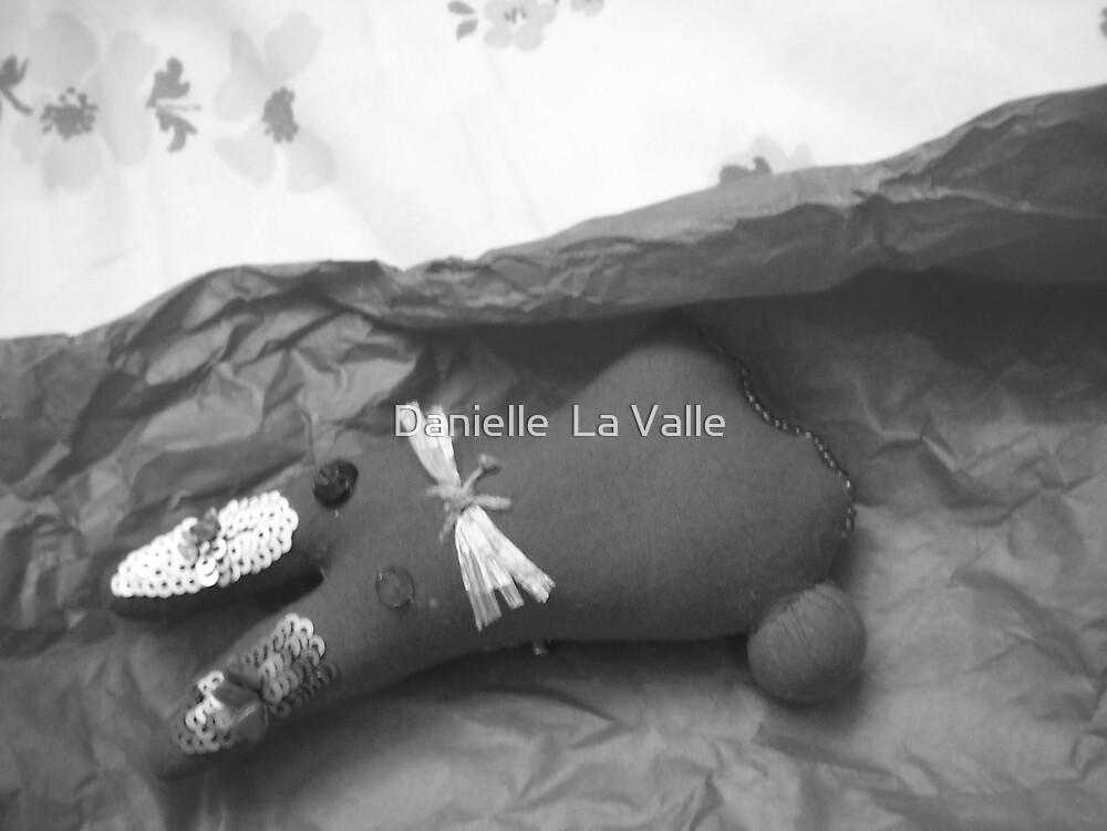 Bunny 3 by Danielle  La Valle