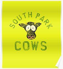 South Park Kühe Poster