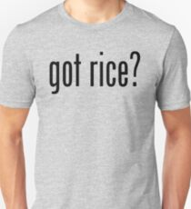 Got Rice Filipino Food Humor by AiReal Apparel T-Shirt