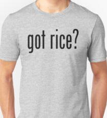 Got Rice Filipino Essen Humor von AiReal Apparel Slim Fit T-Shirt
